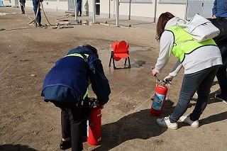 R1/11/17 氷川地区合同防災訓練に参加しました5