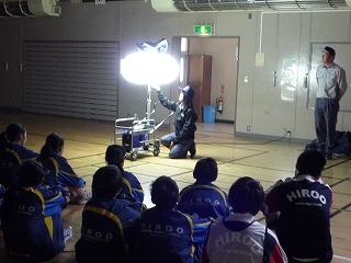 H29/11/19 渋谷氷川地区合同防災訓練に参加しました2