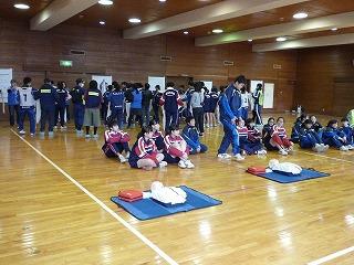 H29/11/19 渋谷氷川地区合同防災訓練に参加しました7